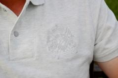 IJP Shirt, detail